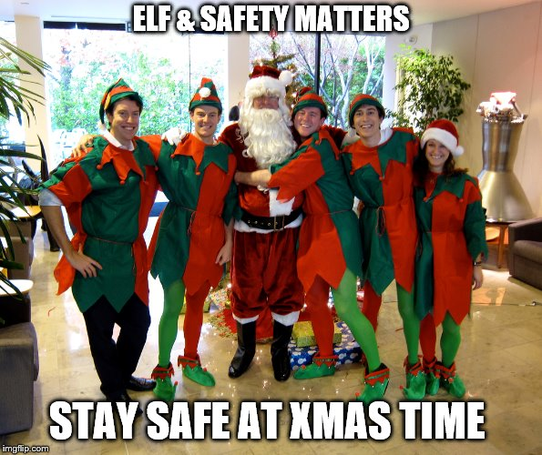 Elf and Safety meme